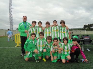 Alevíns no Torneo CD San Mamed 2013