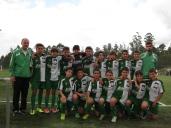 Partido Atlético Fátima-Montañeros C.F. Ames Cup Verán 2014