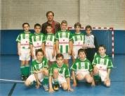 Benxamíns Fútbol Sala 2002-2003