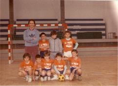 Campións Fútbol Sala 1983-84