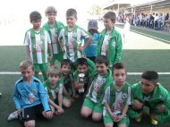 Prebenxamíns F-8 Torneo de Silleda 04/05/2013