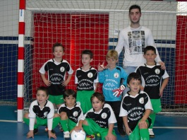 Prebenxamíns Fútbol Sala 2011-2012