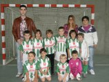 Prebenxamíns Fútbol Sala Torneo Os Tilos 06/06/2012