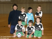 Prebenxamíns Fútbol Sala 2010-11