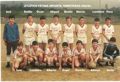 Infantís 1985-86