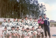 Alevíns Campións de Liga 1994-95