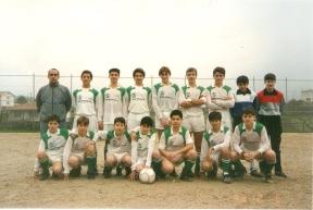 Infantís Campións de Liga 1993-94