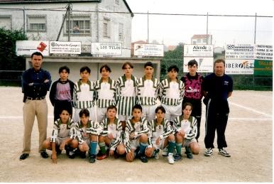 Infantís B 1997-98