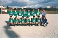 Xuvenís Segunda Autonómica 1991-92