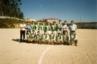 Xuvenís Primeira Autonómica 1991-92