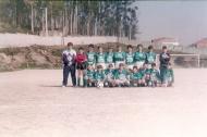 Alevíns Campións de Liga 1991-92