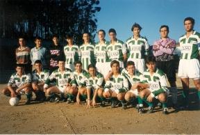 Xuvenís Primeira Autonómica 1994-95