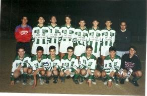 Cadetes 1993-94