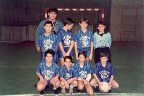 Alevíns Fútbol Sala 1991-92