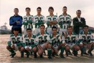 Xuvenís Liga Galega 1992-93