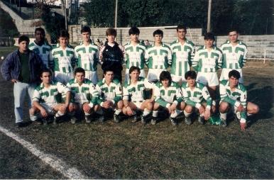 Campións na Segunda Autonómica 1991-92