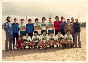 Campións Xuvenís 1982-83