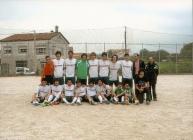 Xuvenís Ascenso a Galega e Campións de Copa 2010-2011