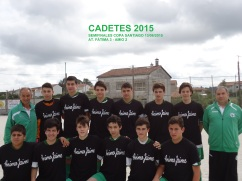 Cadetes 2015